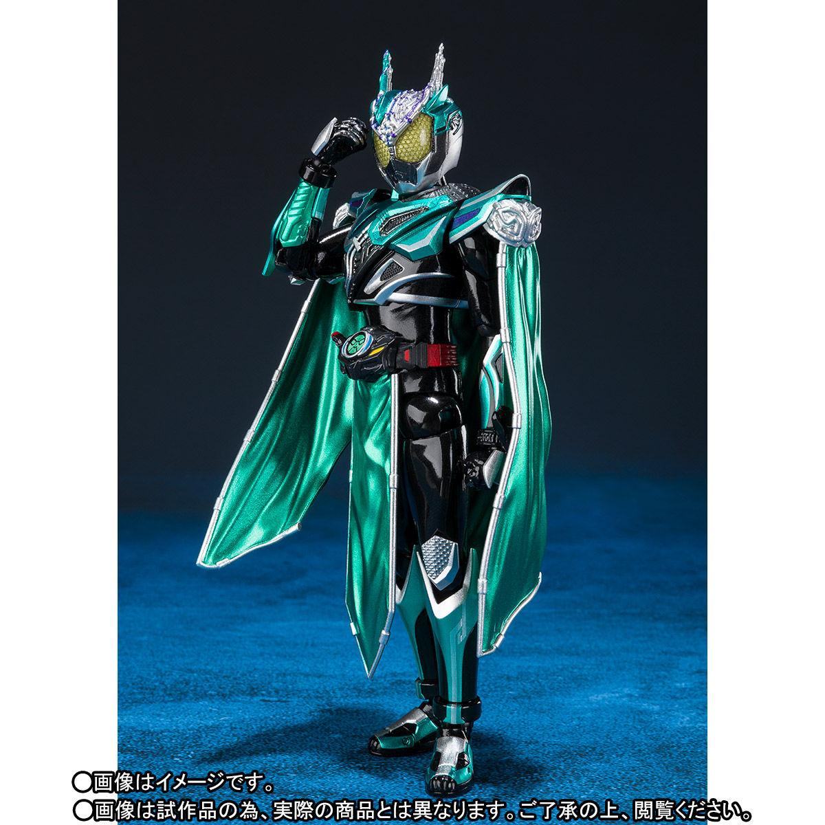 S.H.フィギュアーツ『仮面ライダーブレン』可動フィギュア-003