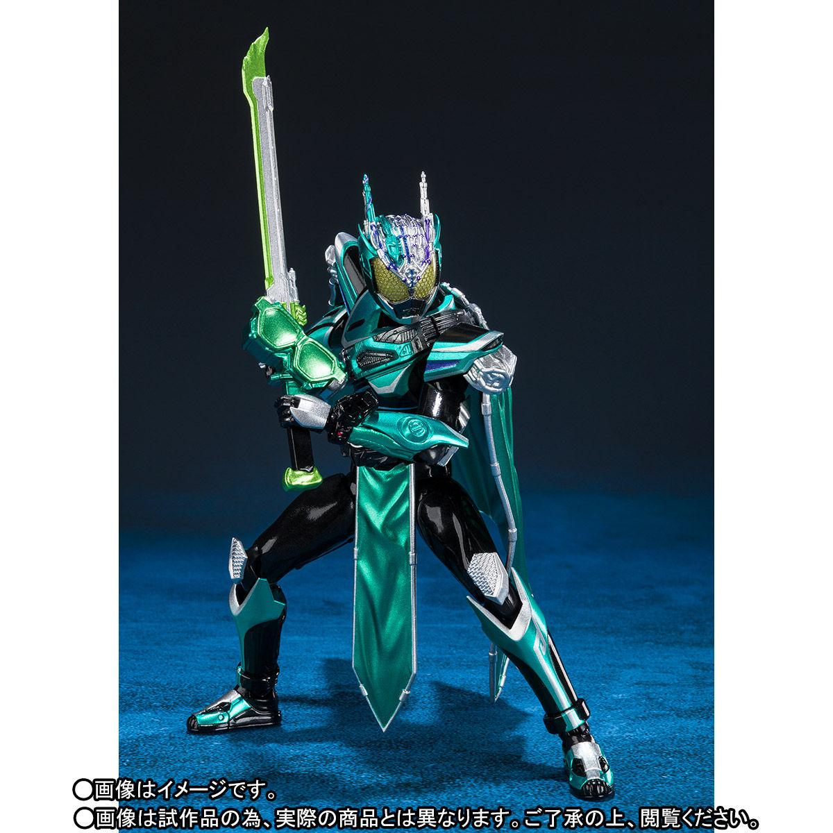 S.H.フィギュアーツ『仮面ライダーブレン』可動フィギュア-005