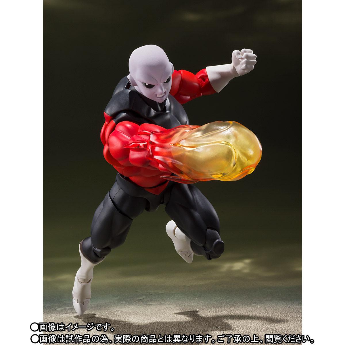 【限定販売】S.H.Figuarts『ジレン』ドラゴンボール超 可動フィギュア-003