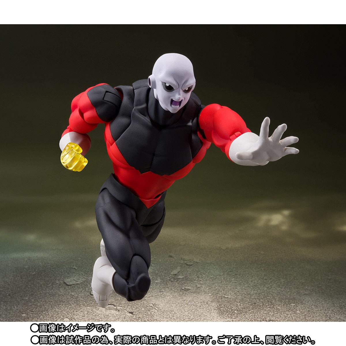 【限定販売】S.H.Figuarts『ジレン』ドラゴンボール超 可動フィギュア-005