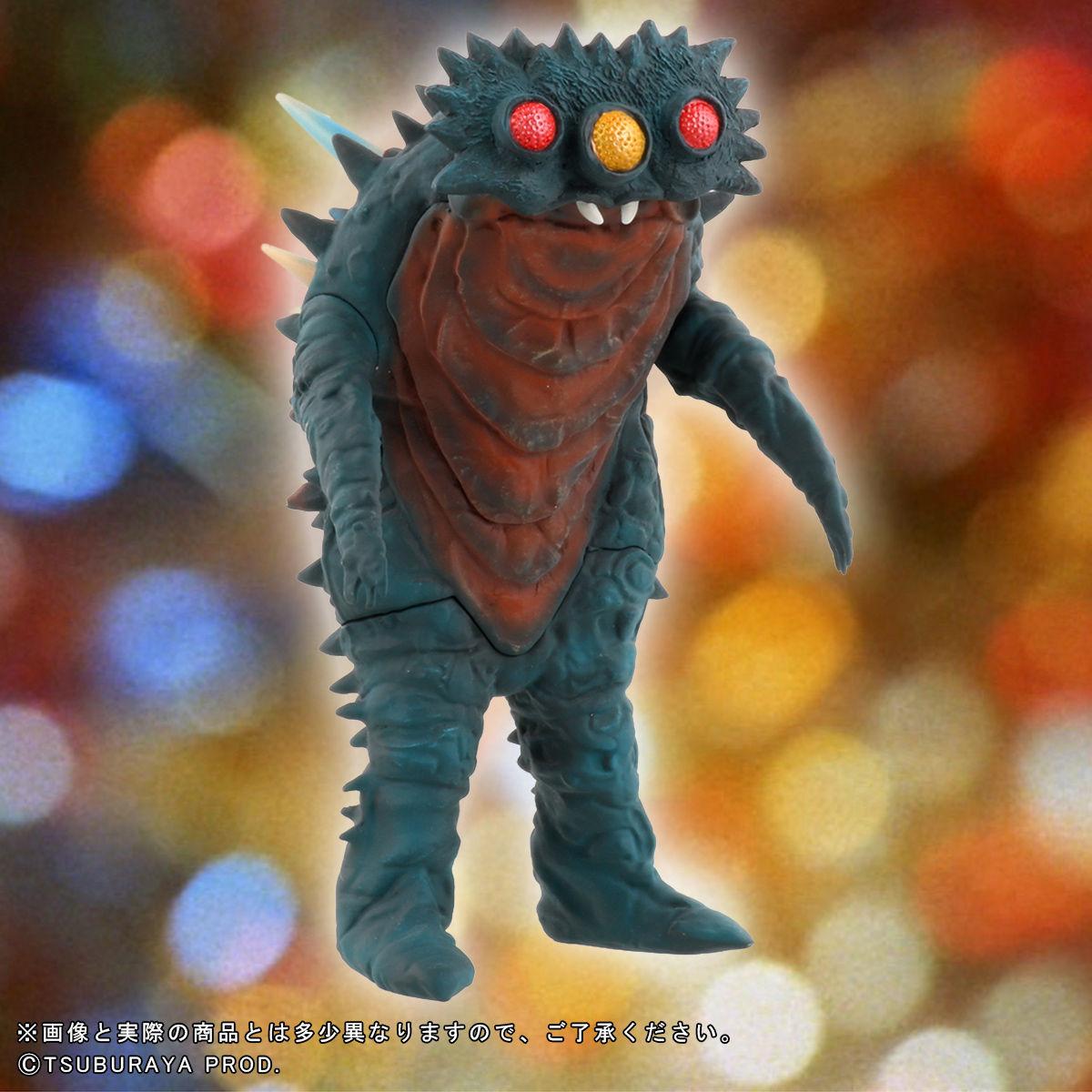 【限定販売】ウルトラ大怪獣シリーズ5000『ビーコン/ギラドラス』完成品フィギュア-002