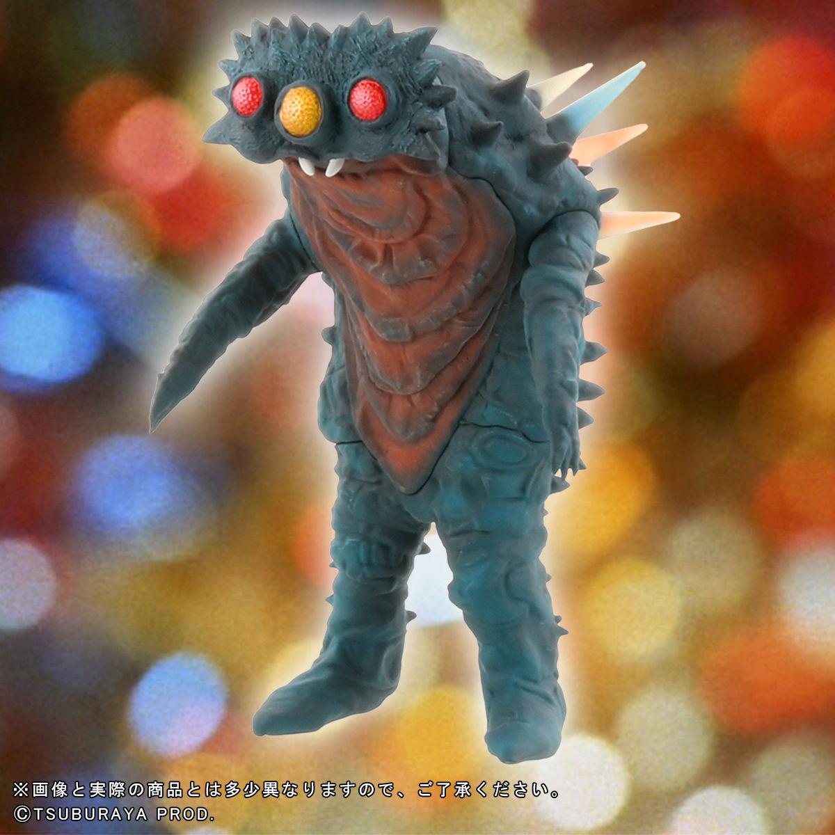 【限定販売】ウルトラ大怪獣シリーズ5000『ビーコン/ギラドラス』完成品フィギュア-003