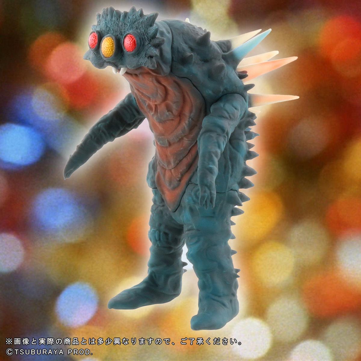 【限定販売】ウルトラ大怪獣シリーズ5000『ビーコン/ギラドラス』完成品フィギュア-005