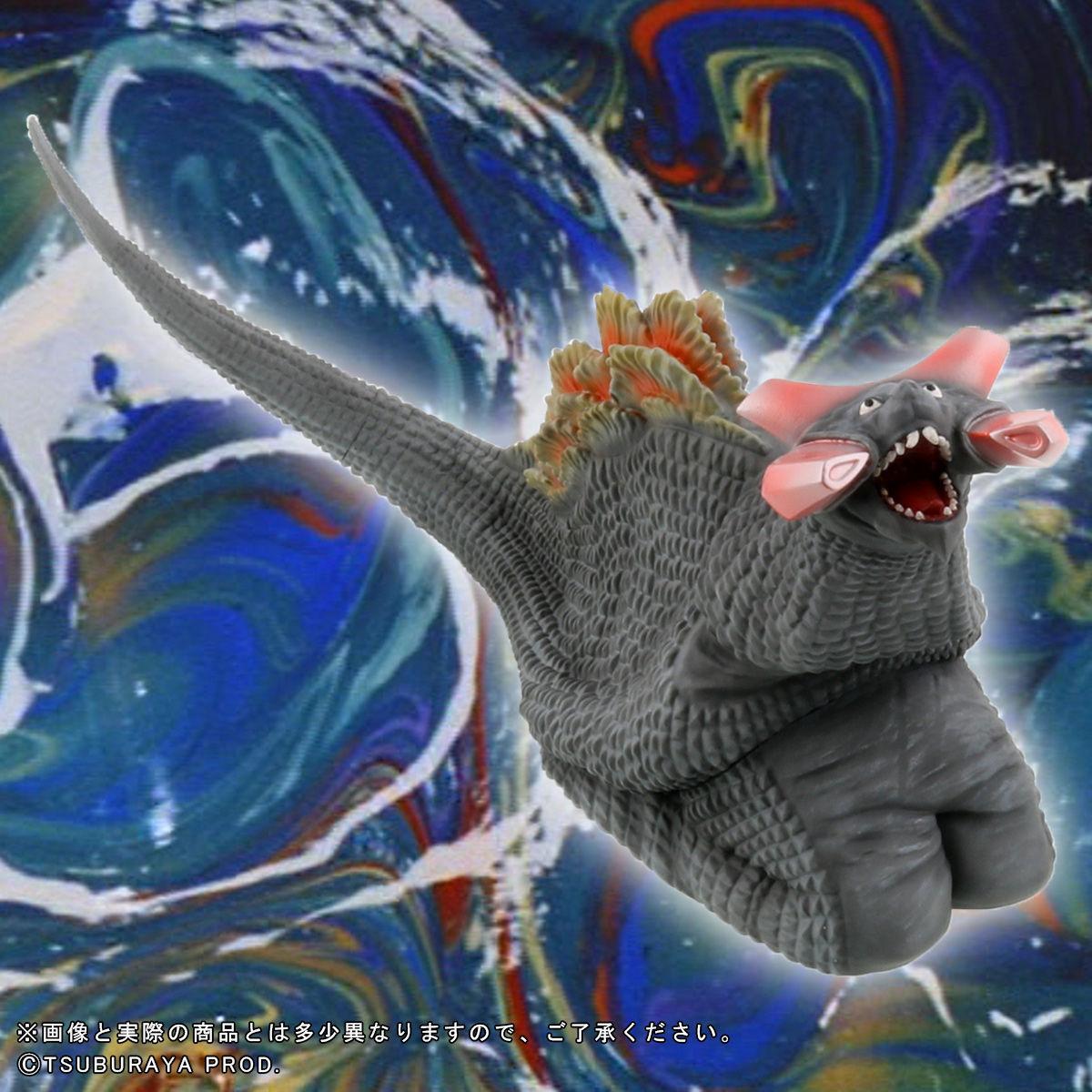 【限定販売】ウルトラ大怪獣シリーズ5000『ビーコン/ギラドラス』完成品フィギュア-006