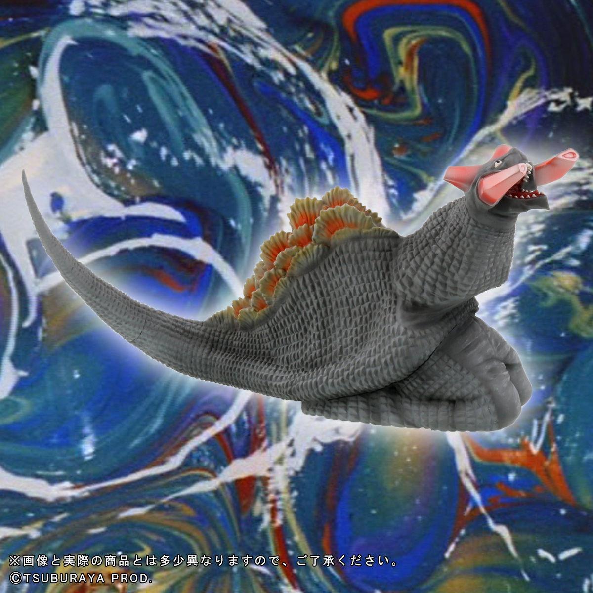 【限定販売】ウルトラ大怪獣シリーズ5000『ビーコン/ギラドラス』完成品フィギュア-007
