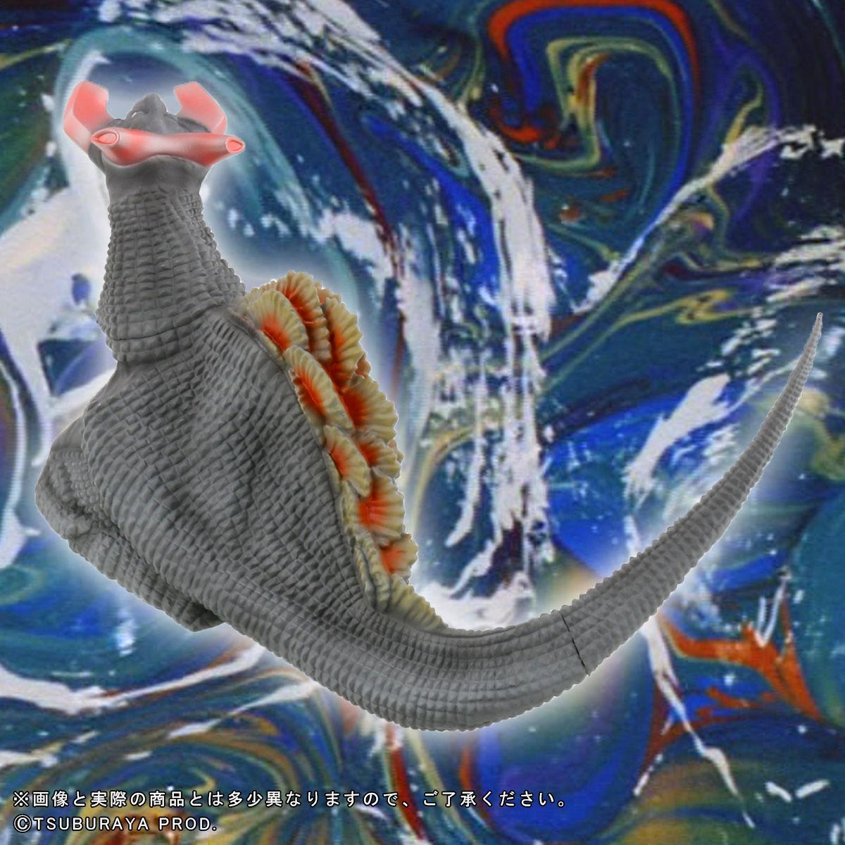 【限定販売】ウルトラ大怪獣シリーズ5000『ビーコン/ギラドラス』完成品フィギュア-009