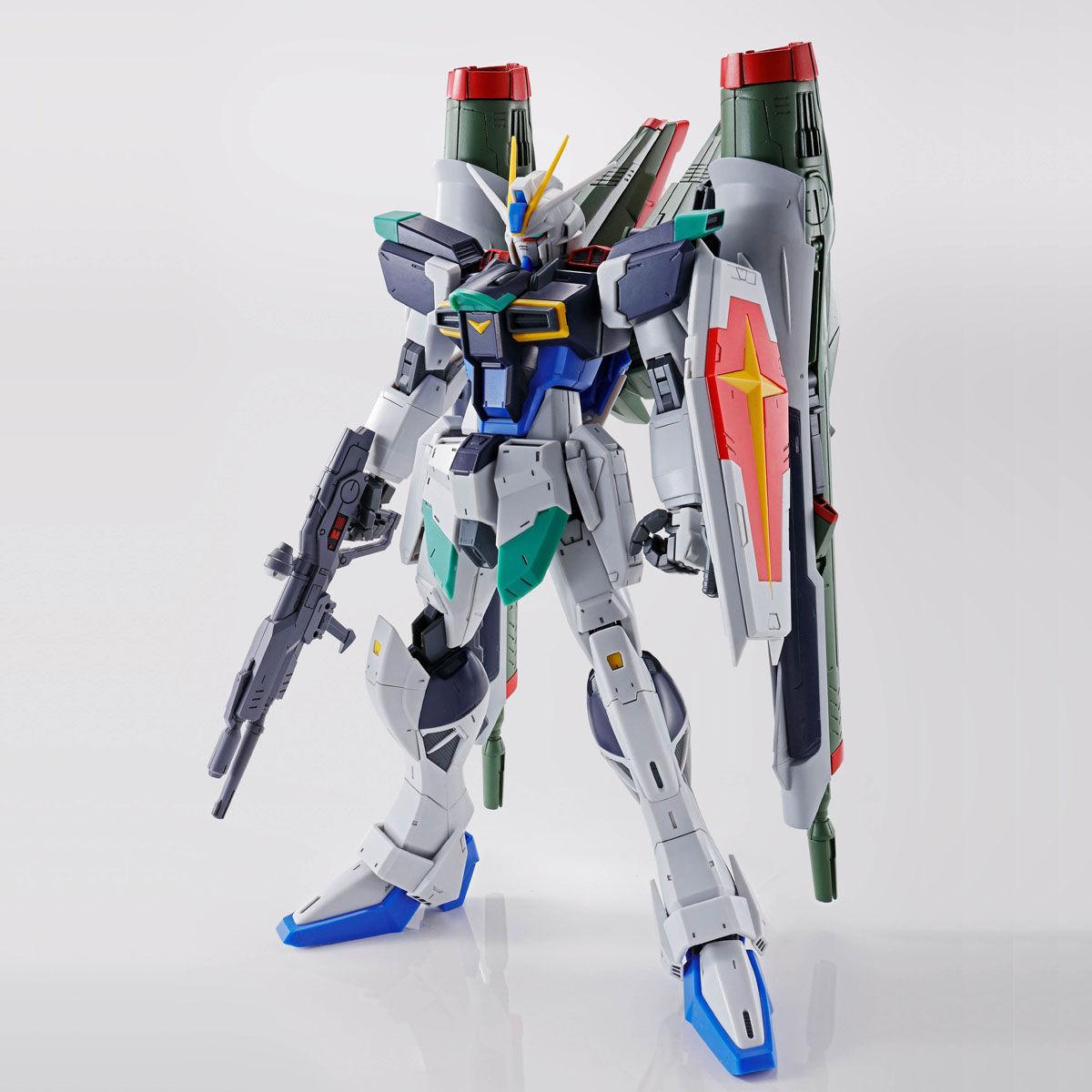 【限定販売】MG 1/100『ブラストインパルスガンダム』プラモデル-002