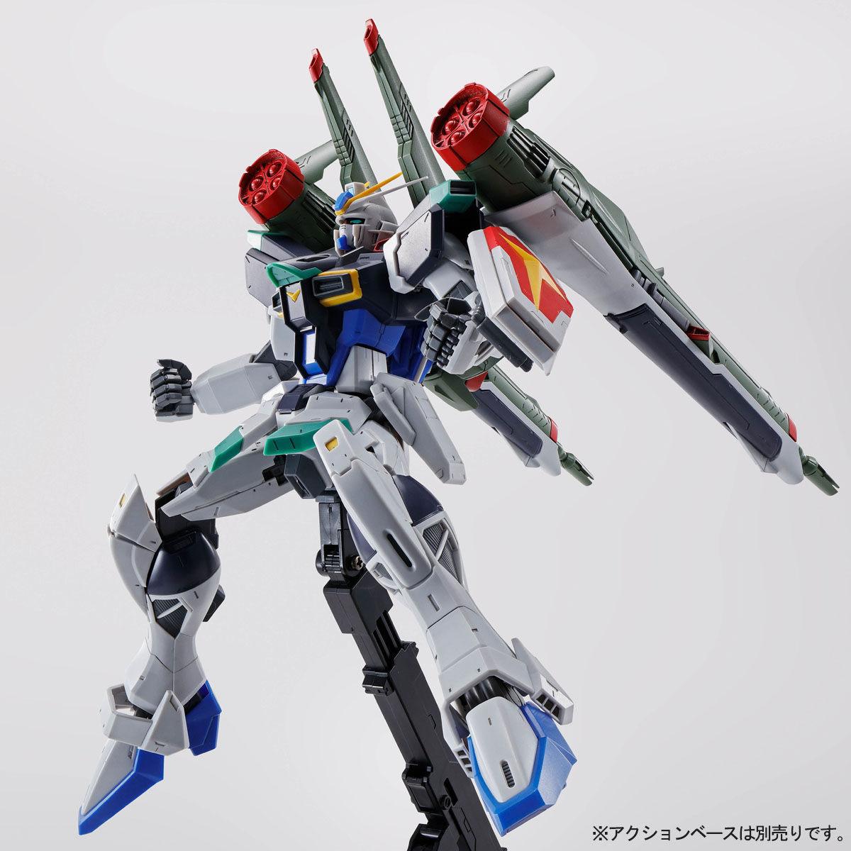 【限定販売】MG 1/100『ブラストインパルスガンダム』プラモデル-005