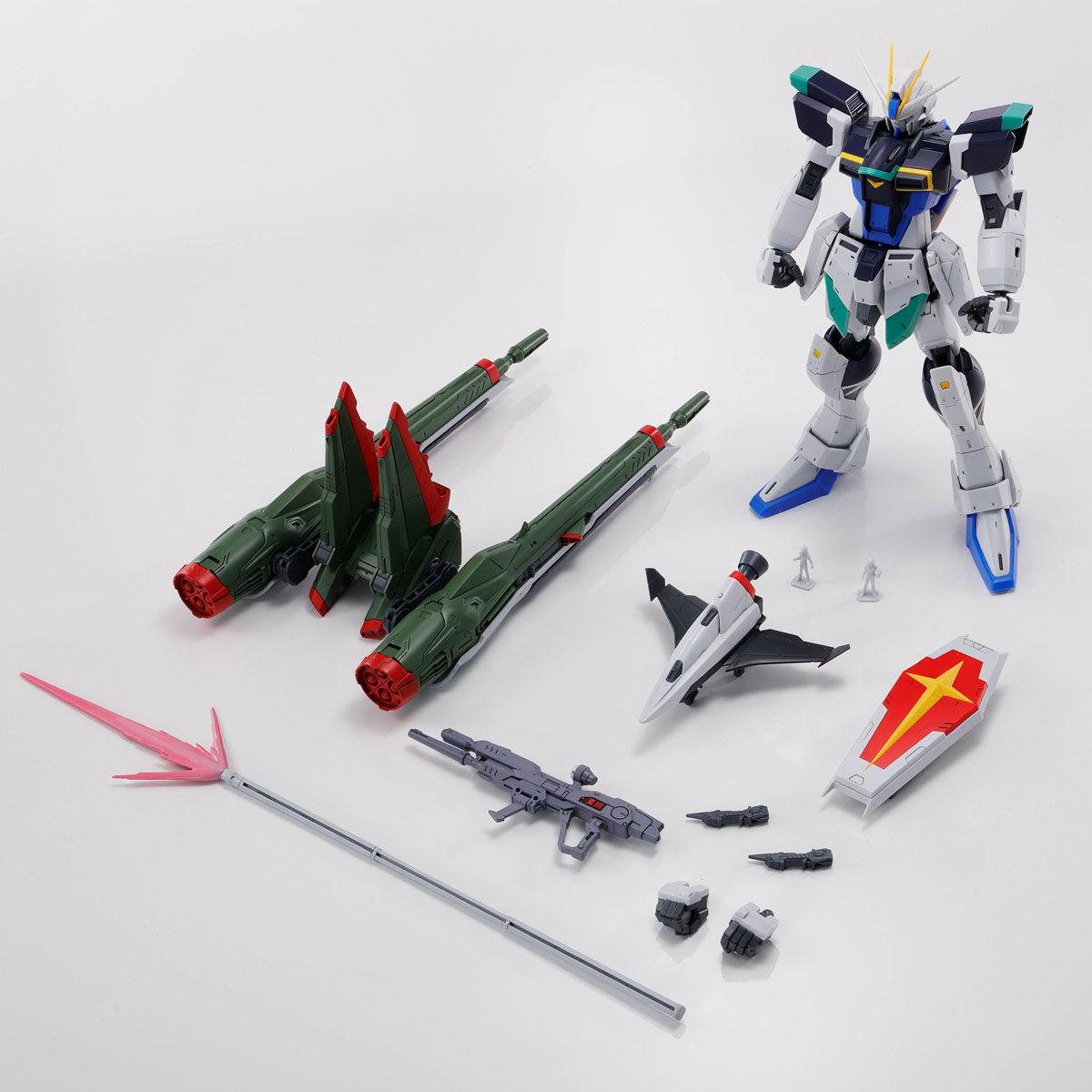 【限定販売】MG 1/100『ブラストインパルスガンダム』プラモデル-009