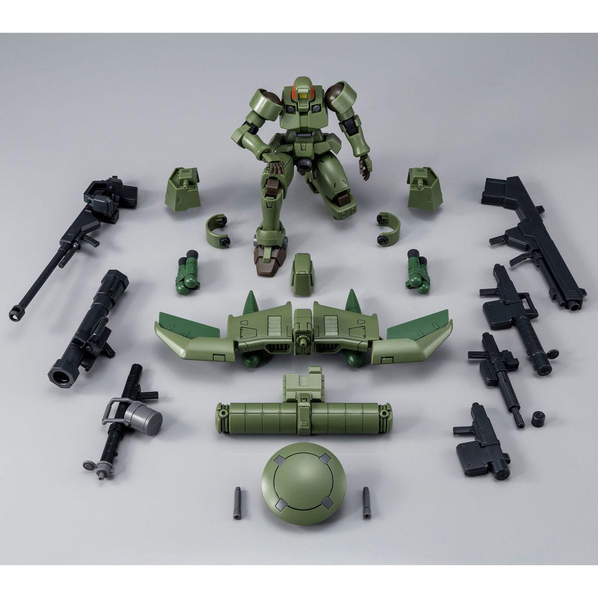 【限定販売】HG 1/144『リーオー(フルウェポンセット)』ガンダムW プラモデル-002