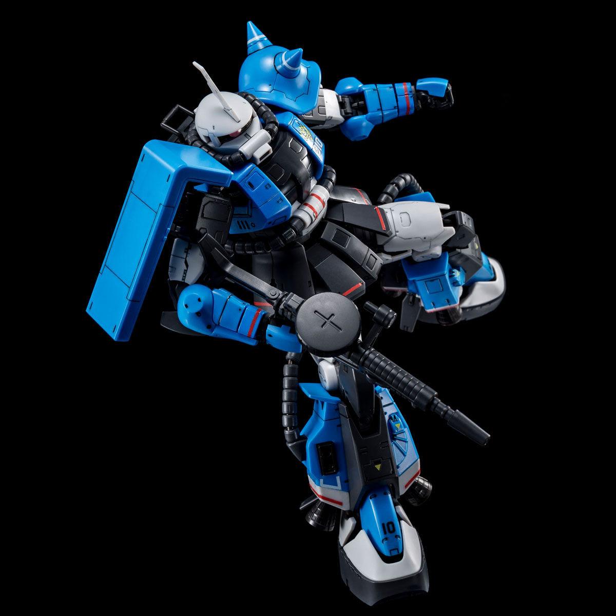 【限定販売】RG 1/144『MS-06R-1A ユーマ・ライトニング専用ザクII』』プラモデル-005