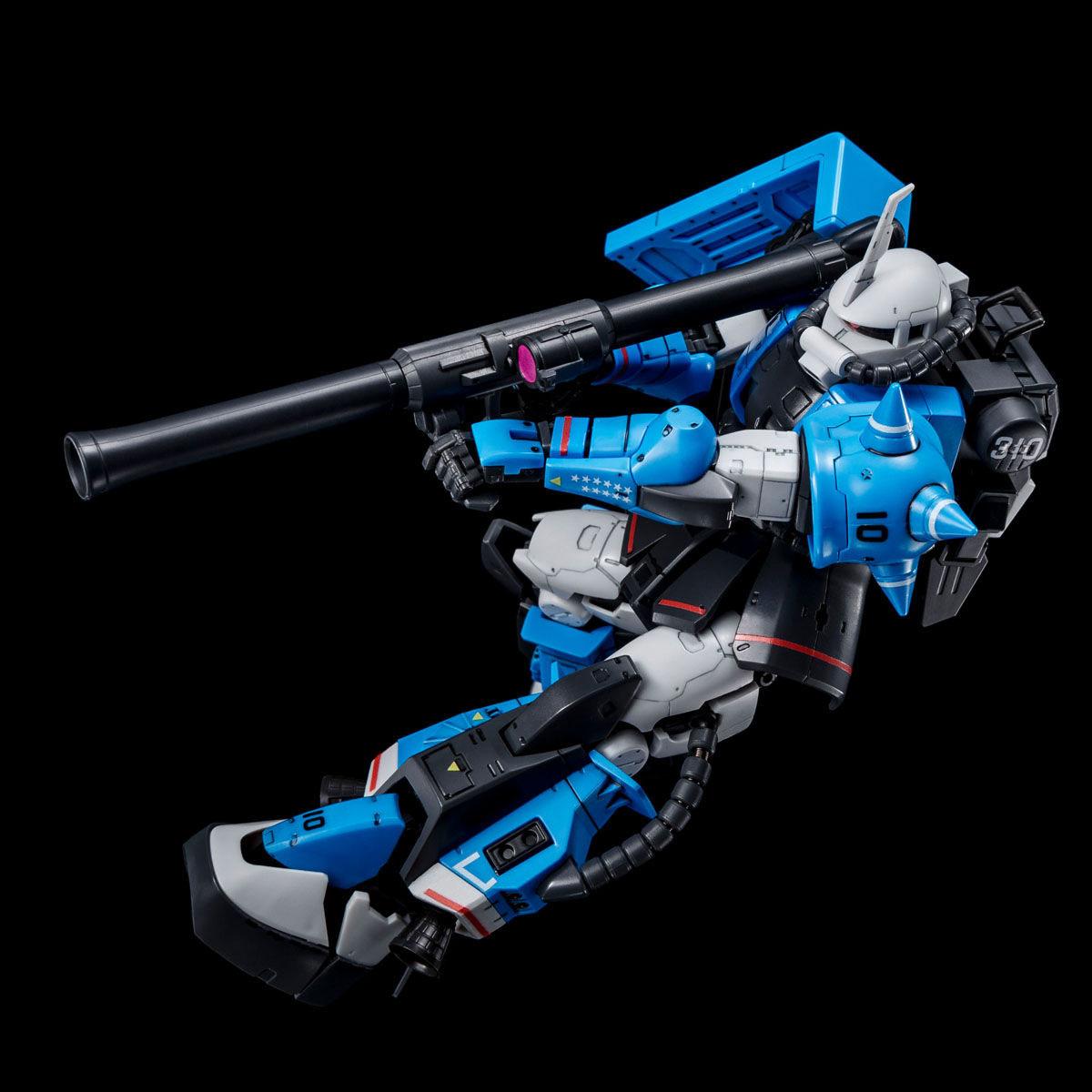 【限定販売】RG 1/144『MS-06R-1A ユーマ・ライトニング専用ザクII』』プラモデル-006
