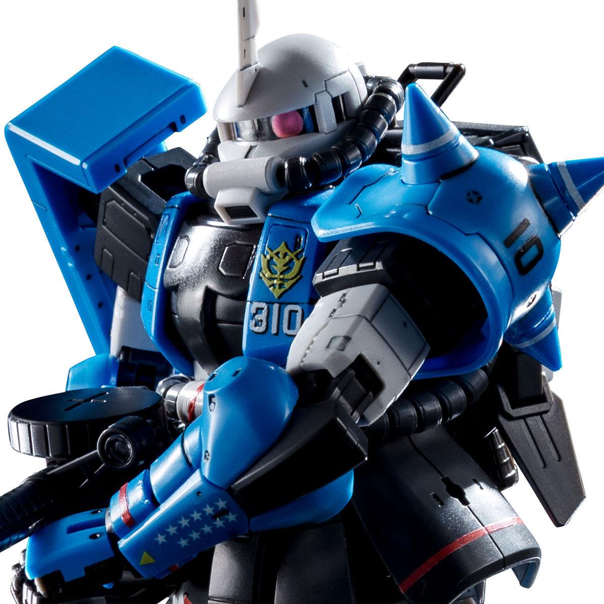 【限定販売】RG 1/144『MS-06R-1A ユーマ・ライトニング専用ザクII』』プラモデル-010