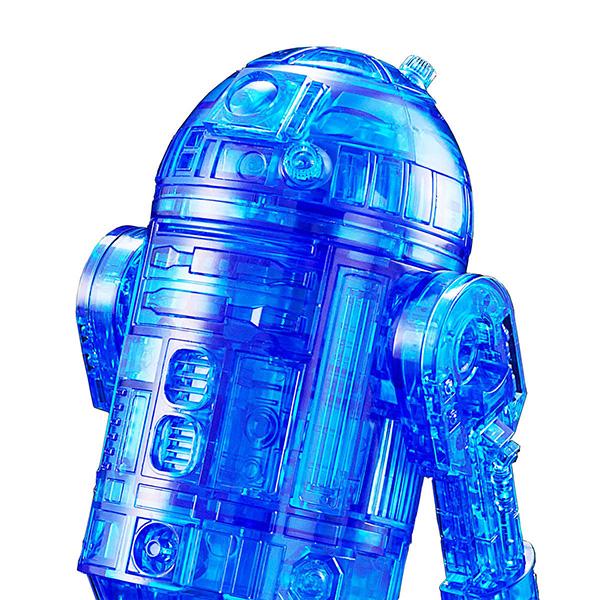【限定販売】1/12『R2-D2(ホログラムVer.)』スター・ウォーズ プラモデル