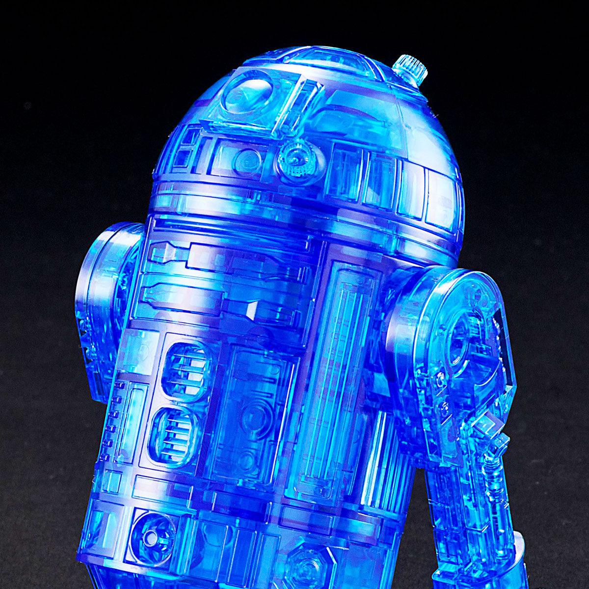 【限定販売】1/12『R2-D2(ホログラムVer.)』スター・ウォーズ プラモデル-001