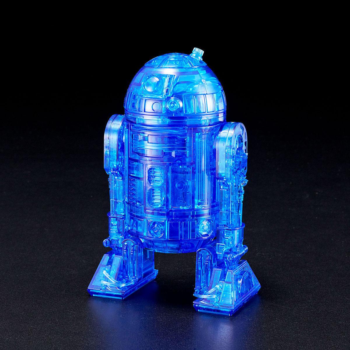 【限定販売】1/12『R2-D2(ホログラムVer.)』スター・ウォーズ プラモデル-002