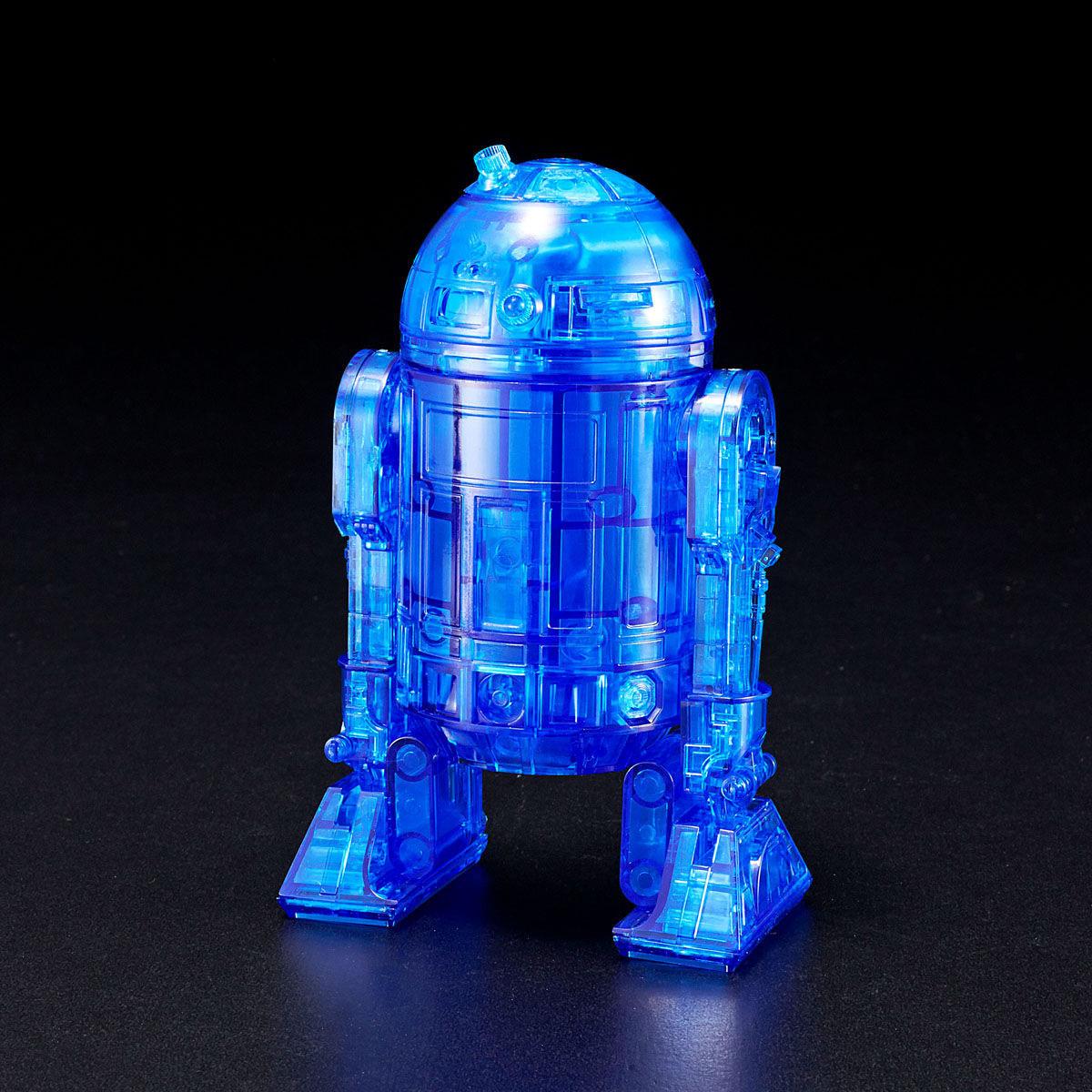 【限定販売】1/12『R2-D2(ホログラムVer.)』スター・ウォーズ プラモデル-003