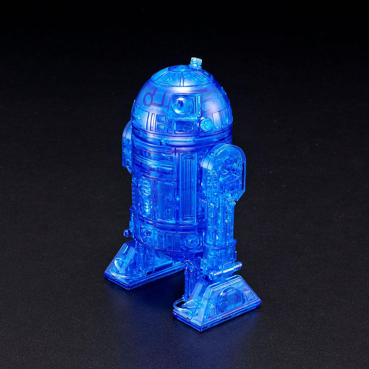 【限定販売】1/12『R2-D2(ホログラムVer.)』スター・ウォーズ プラモデル-007