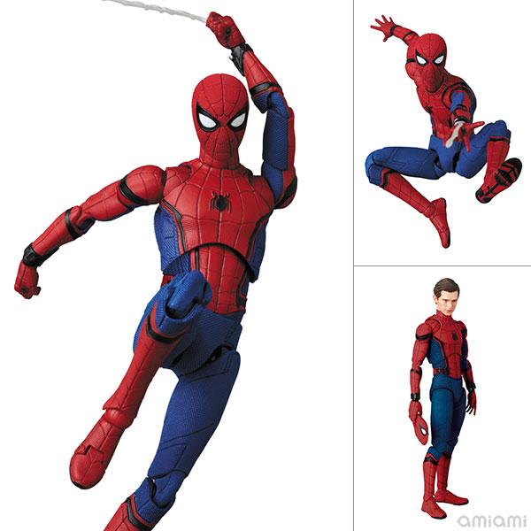 マフェックス No.103 MAFEX『SPIDER-MAN(HOMECOMMING Ver.1.5)』スパイダーマン アクションフィギュア
