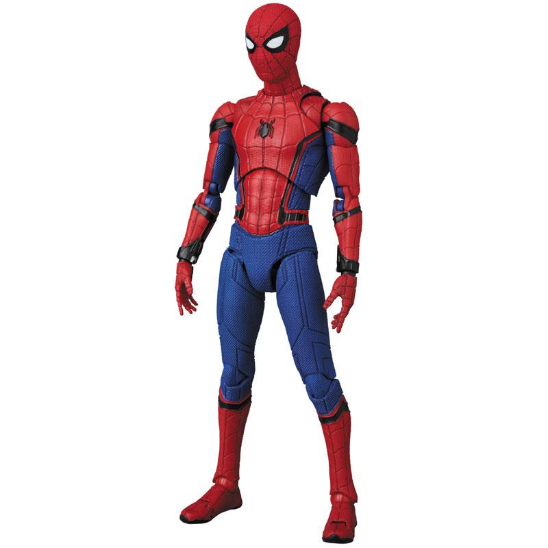 マフェックス No.103 MAFEX『SPIDER-MAN(HOMECOMMING Ver.1.5)』スパイダーマン アクションフィギュア-003