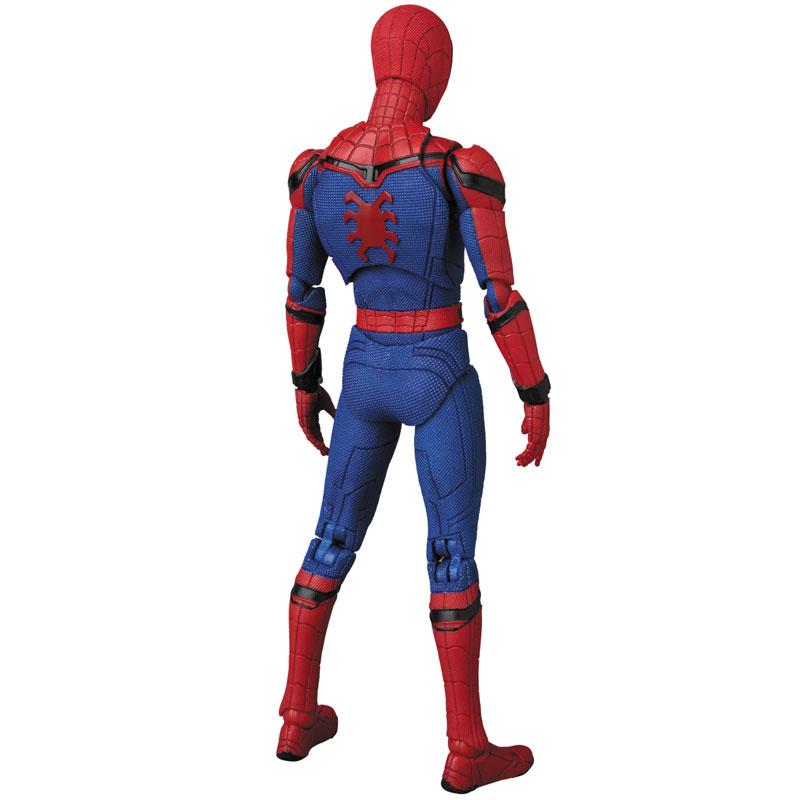 マフェックス No.103 MAFEX『SPIDER-MAN(HOMECOMMING Ver.1.5)』スパイダーマン アクションフィギュア-004