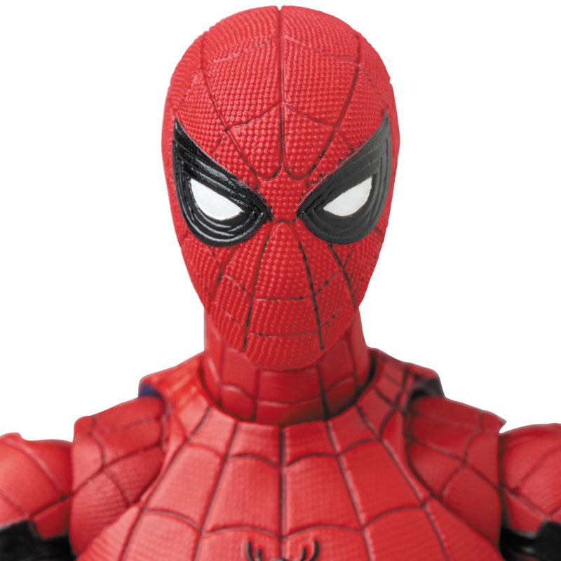 マフェックス No.103 MAFEX『SPIDER-MAN(HOMECOMMING Ver.1.5)』スパイダーマン アクションフィギュア-006