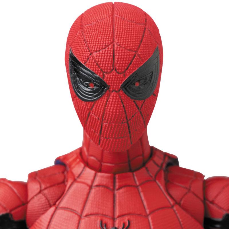 マフェックス No.103 MAFEX『SPIDER-MAN(HOMECOMMING Ver.1.5)』スパイダーマン アクションフィギュア-007