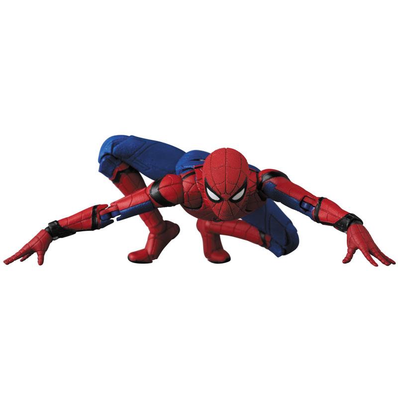 マフェックス No.103 MAFEX『SPIDER-MAN(HOMECOMMING Ver.1.5)』スパイダーマン アクションフィギュア-009
