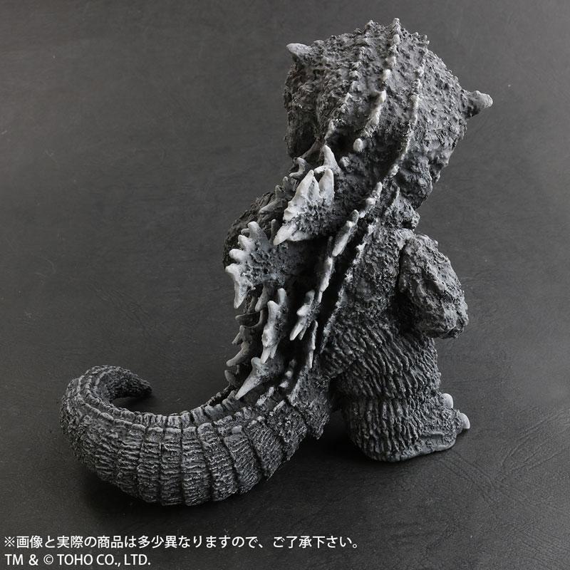 デフォリアル『ゴジラ(1955)一般流通版』ゴジラの逆襲 完成品フィギュア-006