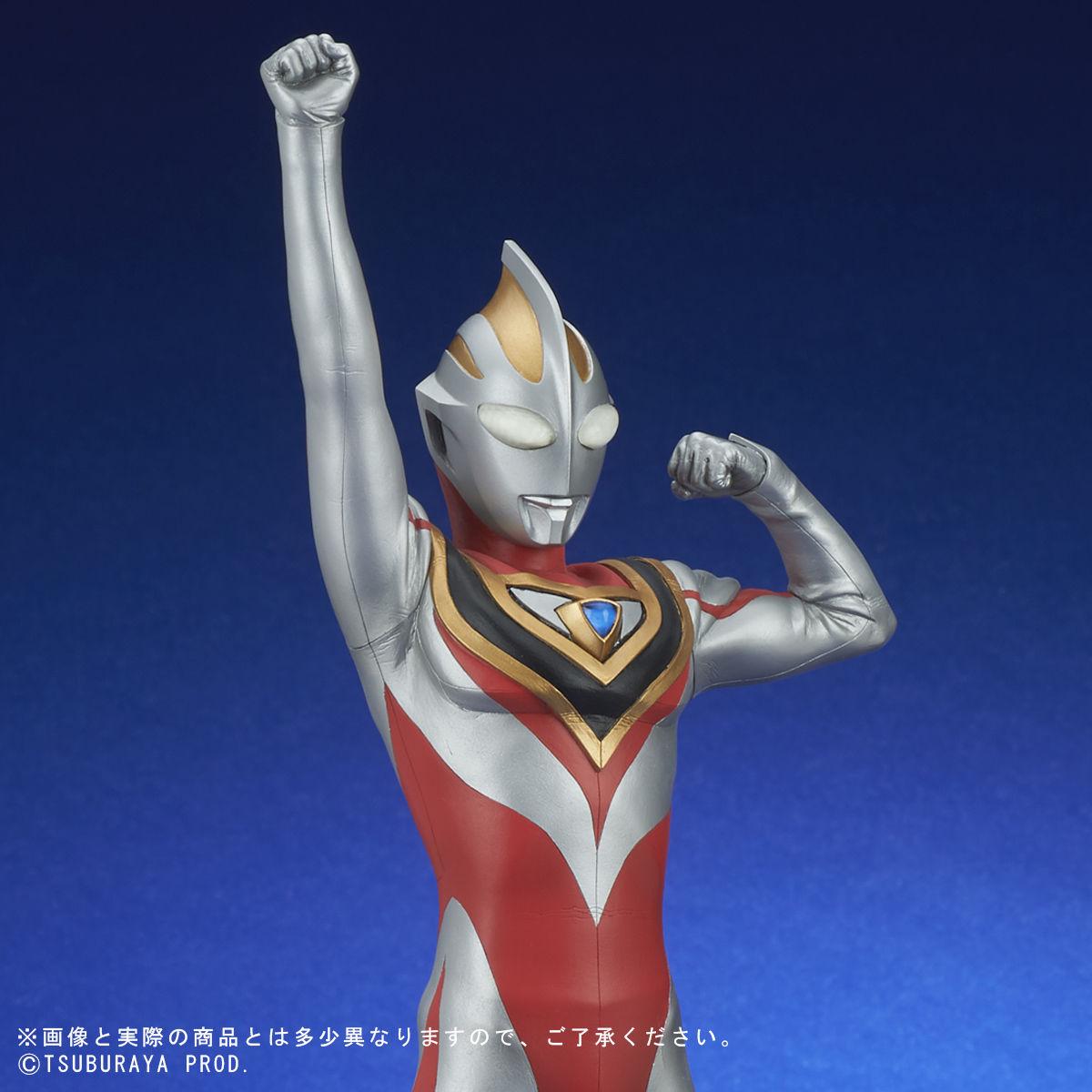 大怪獣シリーズ ULTRA NEW GENERATION『ウルトラマンガイア(V2)登場ポーズ』完成品フィギュア-005