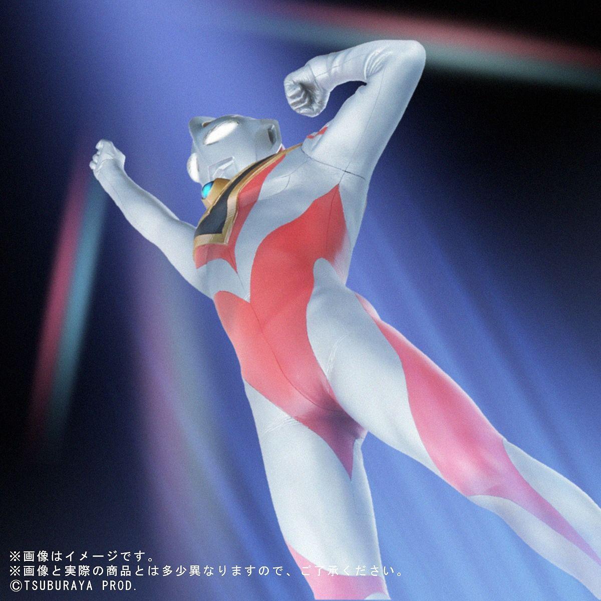 大怪獣シリーズ ULTRA NEW GENERATION『ウルトラマンガイア(V2)登場ポーズ』完成品フィギュア-008