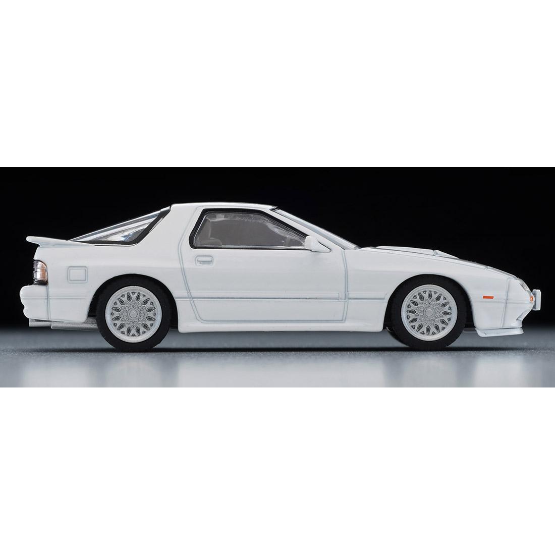 トミカリミテッドヴィンテージ ネオ『LV-N192c マツダ サバンナRX-7 アンフィニ (白)』ミニカー-007