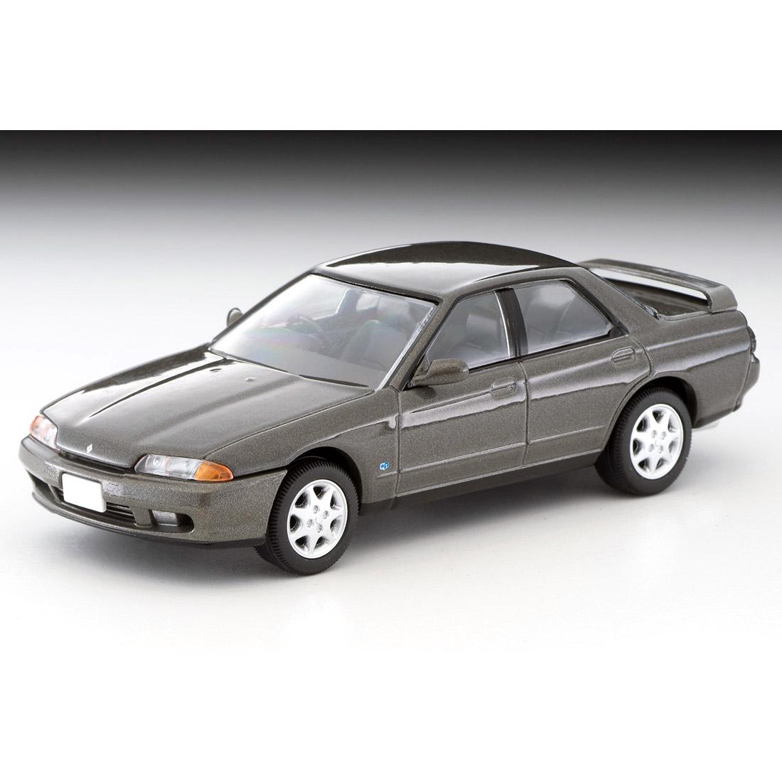 トミカリミテッドヴィンテージ ネオ『LV-N194a 日産スカイライン GTS25 タイプX・G (グレー)』ミニカー-002