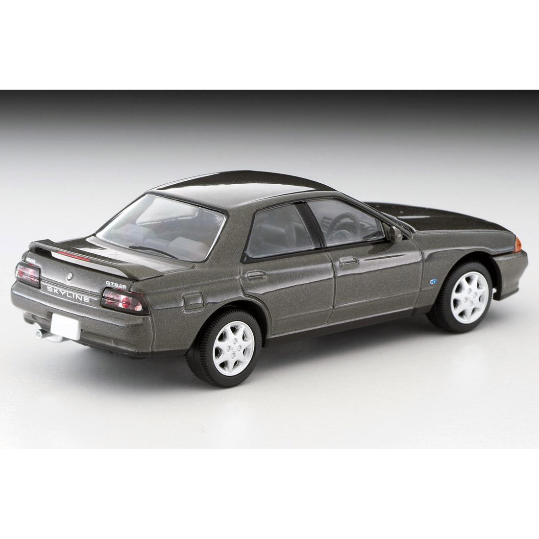 トミカリミテッドヴィンテージ ネオ『LV-N194a 日産スカイライン GTS25 タイプX・G (グレー)』ミニカー-003