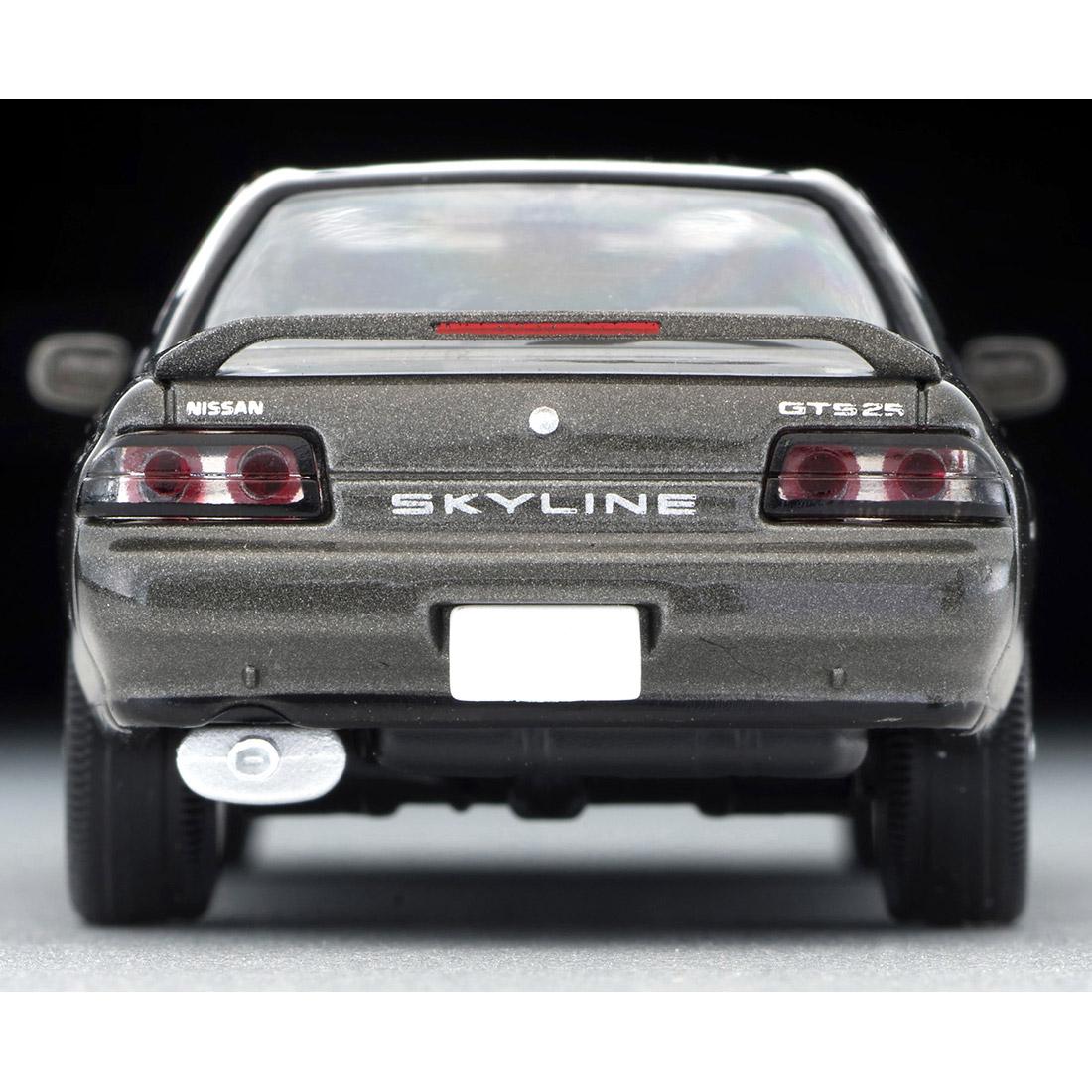 トミカリミテッドヴィンテージ ネオ『LV-N194a 日産スカイライン GTS25 タイプX・G (グレー)』ミニカー-005