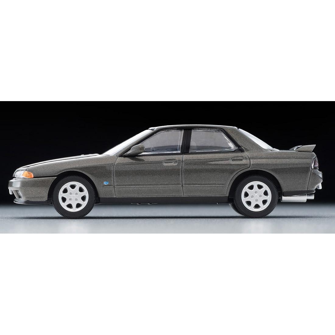 トミカリミテッドヴィンテージ ネオ『LV-N194a 日産スカイライン GTS25 タイプX・G (グレー)』ミニカー-006