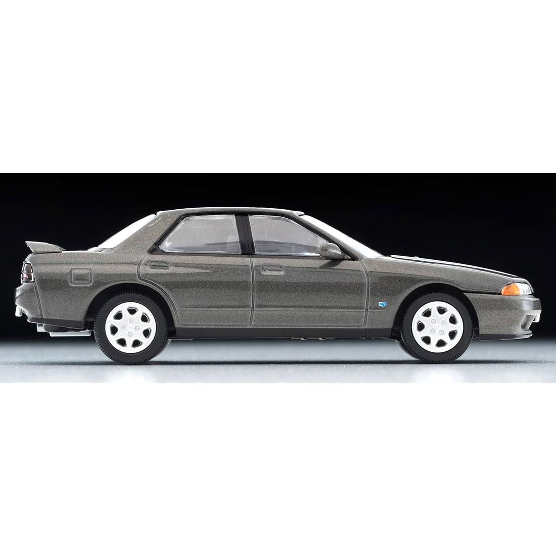トミカリミテッドヴィンテージ ネオ『LV-N194a 日産スカイライン GTS25 タイプX・G (グレー)』ミニカー-007