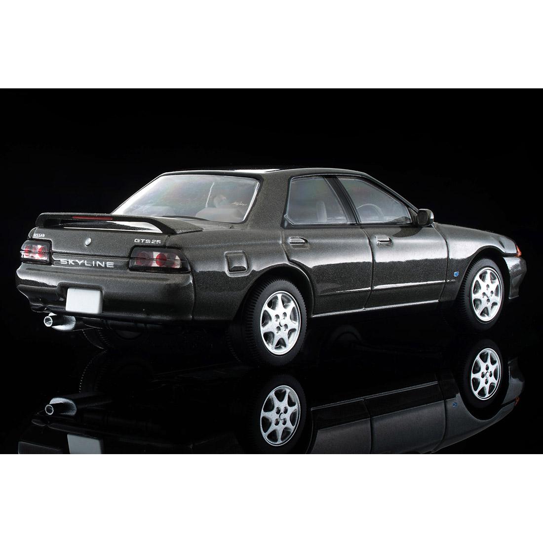 トミカリミテッドヴィンテージ ネオ『LV-N194a 日産スカイライン GTS25 タイプX・G (グレー)』ミニカー-009