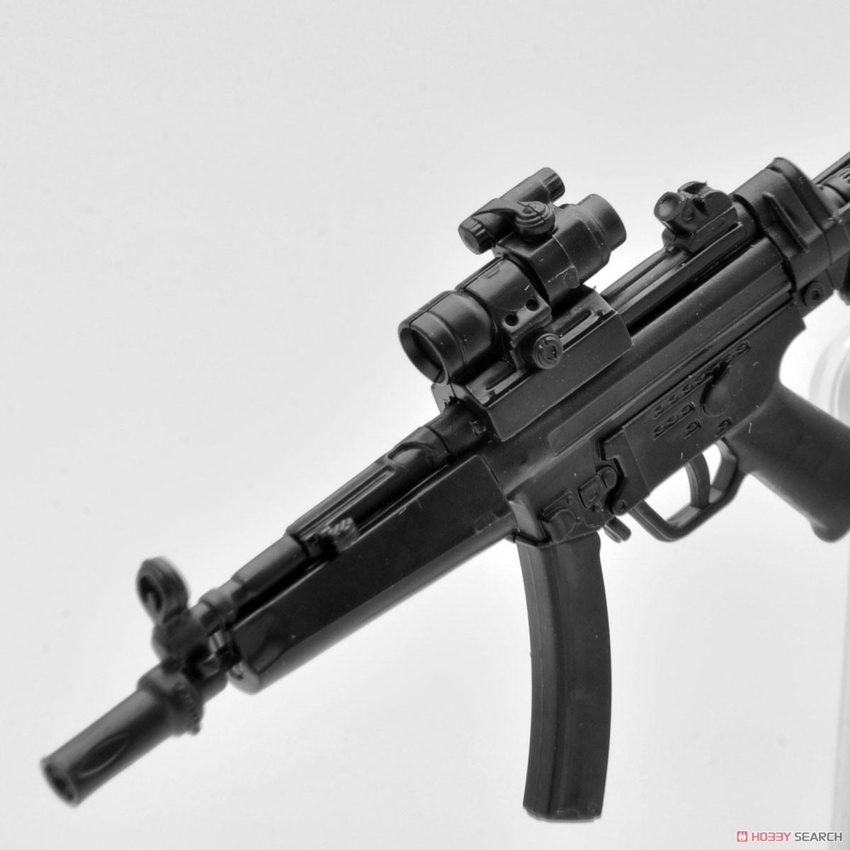 リトルアーモリー LADF02『MP5(F仕様)白根凛ミッションパック』1/12 プラモデル-004