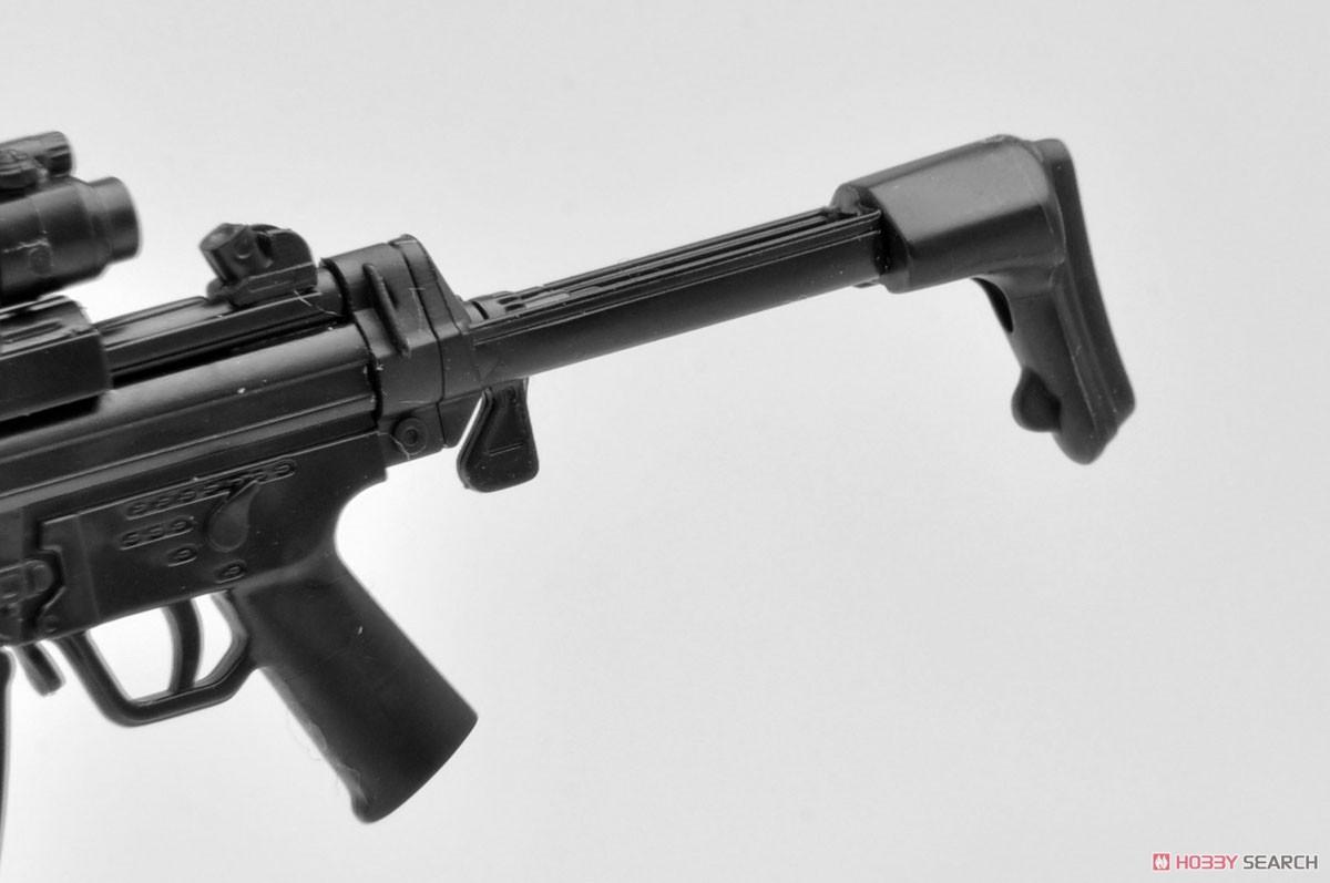 リトルアーモリー LADF02『MP5(F仕様)白根凛ミッションパック』1/12 プラモデル-005