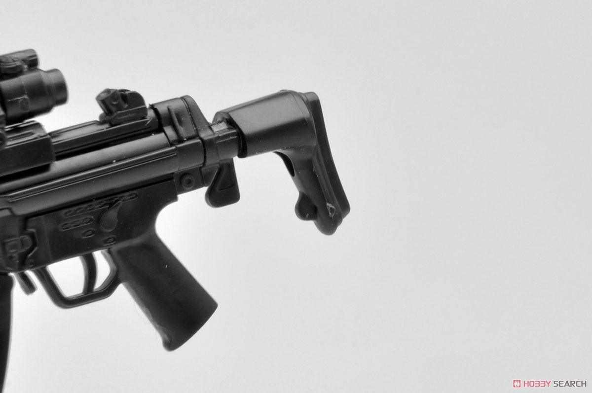 リトルアーモリー LADF02『MP5(F仕様)白根凛ミッションパック』1/12 プラモデル-006