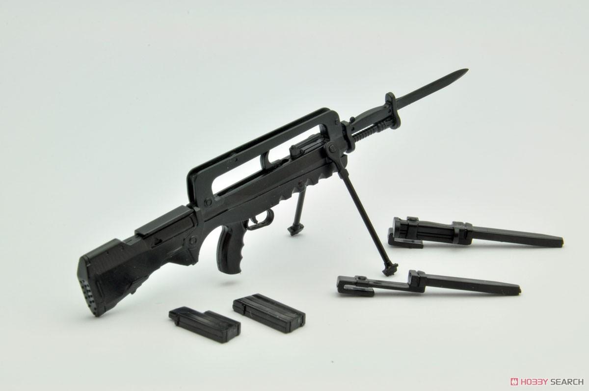 リトルアーモリー LA057『FA-MAS F1タイプ』1/12 プラモデル-004