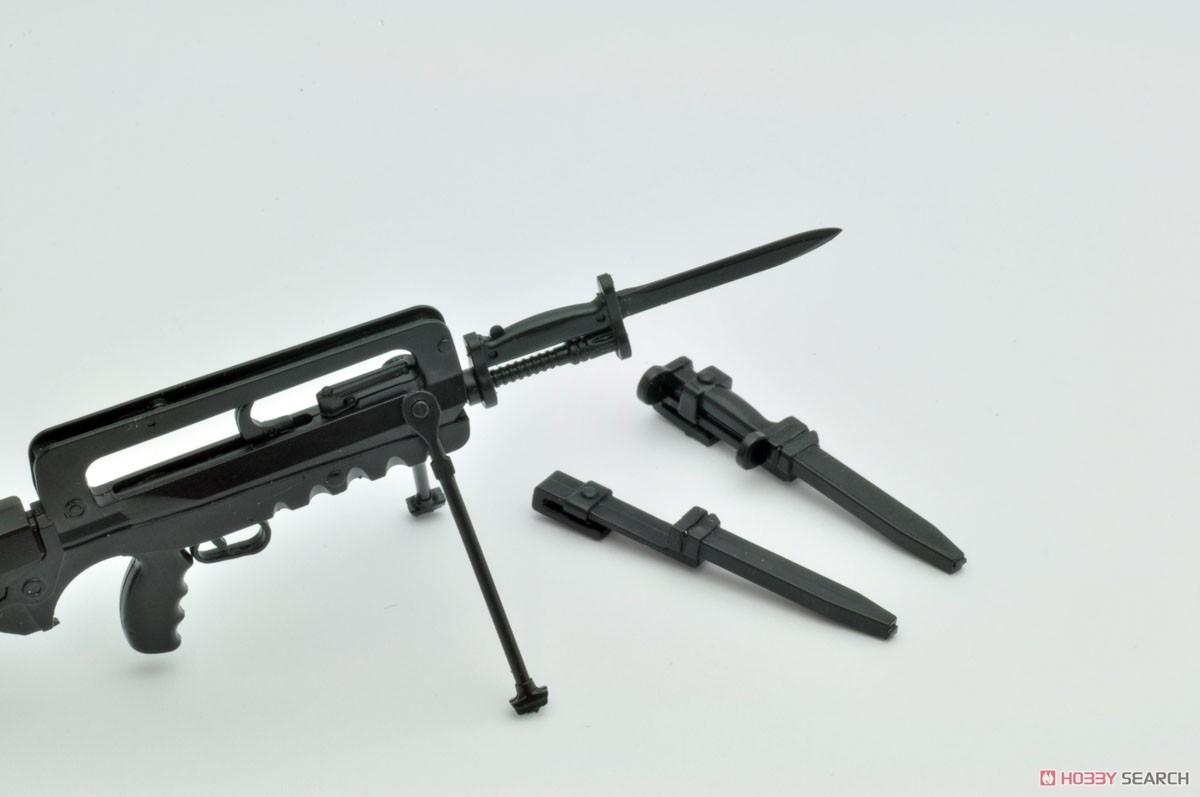 リトルアーモリー LA057『FA-MAS F1タイプ』1/12 プラモデル-006