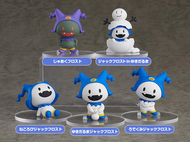 トレーディングフィギュア『ヒーホージャックフロスト』6個入りBOX-001