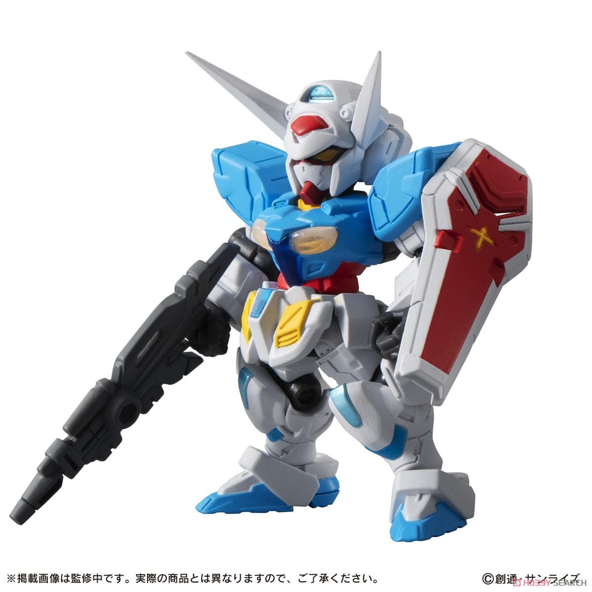 機動戦士ガンダム『MOBILE SUIT ENSEMBLE 12』10個入りBOX-001