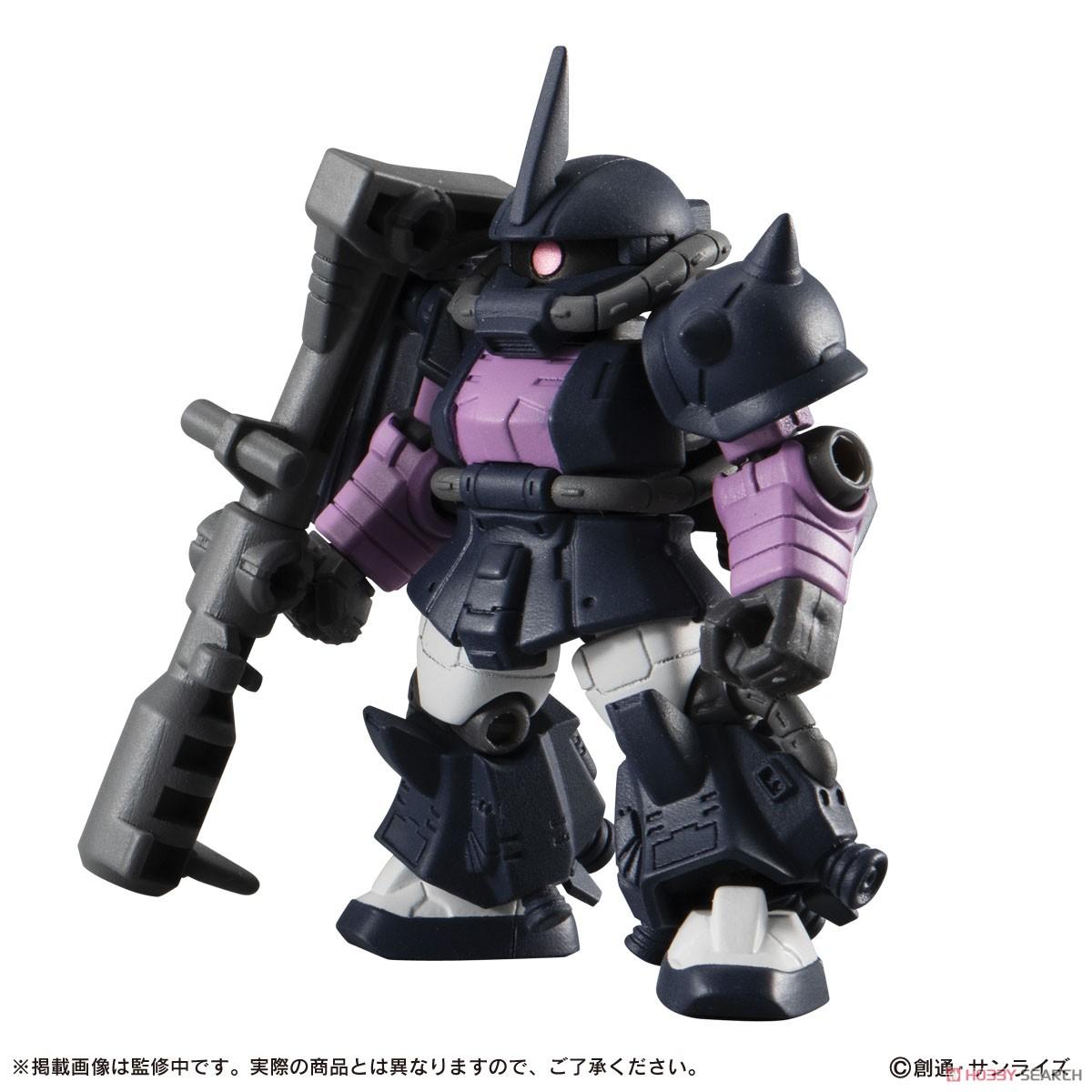 機動戦士ガンダム『MOBILE SUIT ENSEMBLE 12』10個入りBOX-003