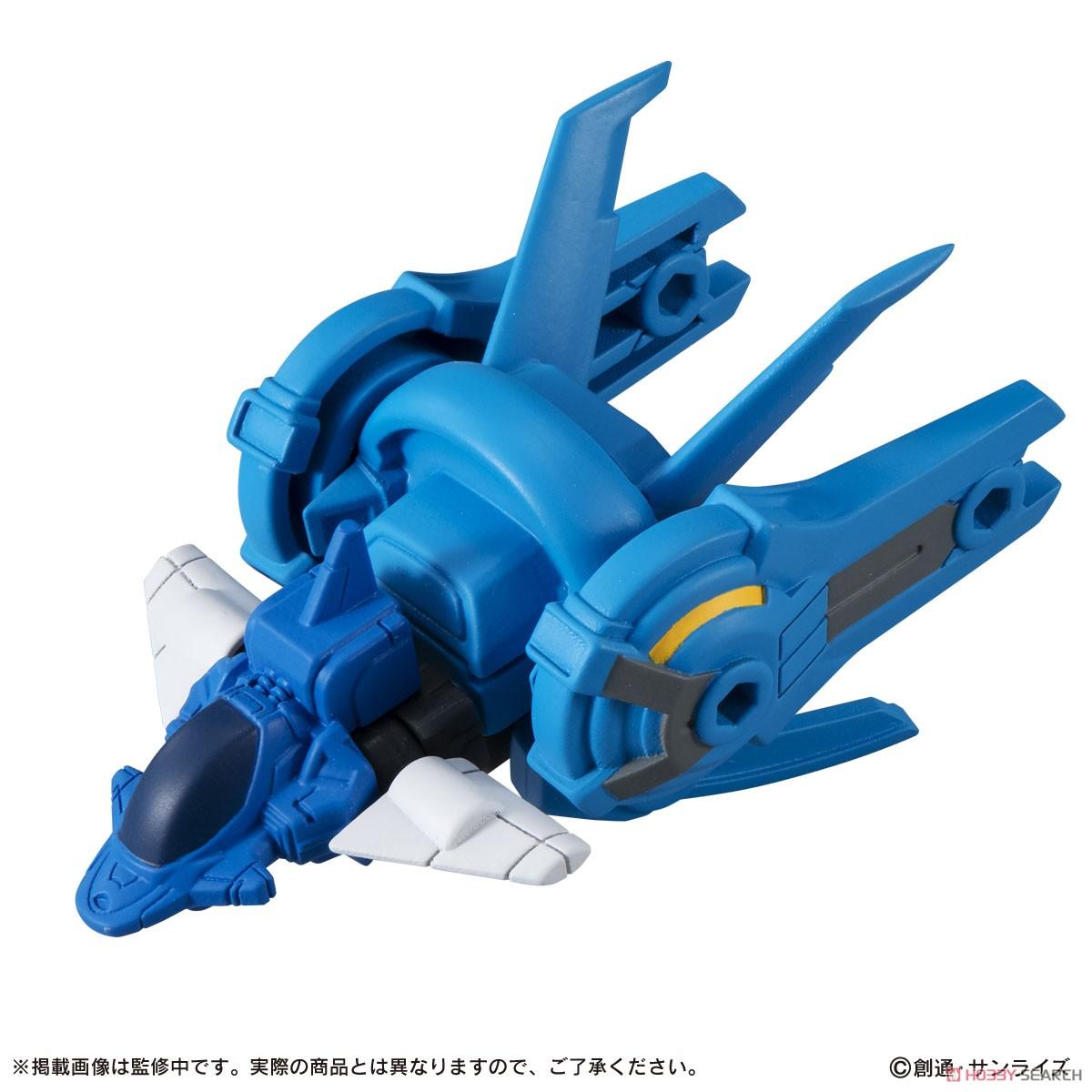 機動戦士ガンダム『MOBILE SUIT ENSEMBLE 12』10個入りBOX-004
