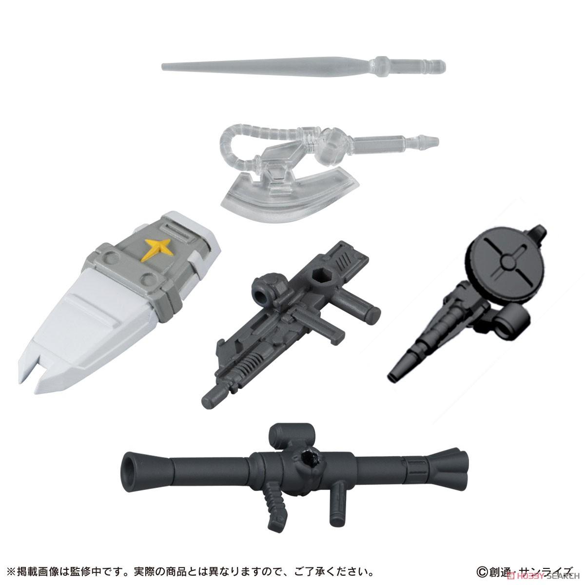 機動戦士ガンダム『MOBILE SUIT ENSEMBLE 12』10個入りBOX-005