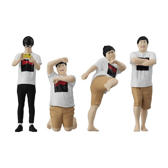 【ガシャポン】ガーリィレコード『ガーリィレコードチャンネル あそーと』グッズ