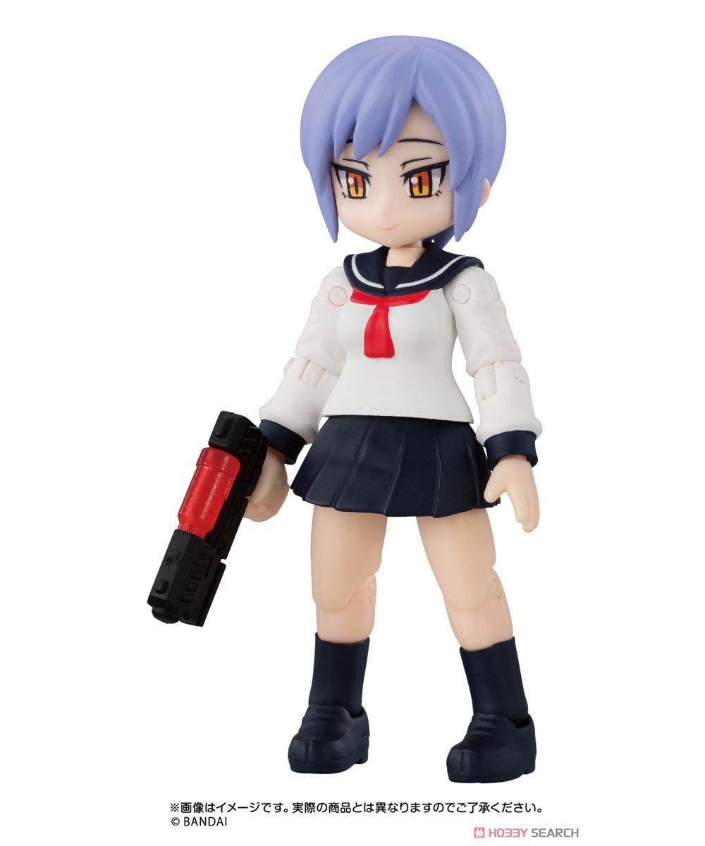 ガシャポン『AQUA SHOOTERS!04』10個入りBOX-002